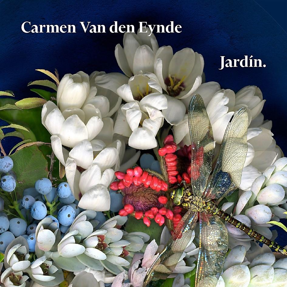 """""""Jardín"""", nueva exposición de Carmen Van den Eyden.  De julio a octubre de 2020"""