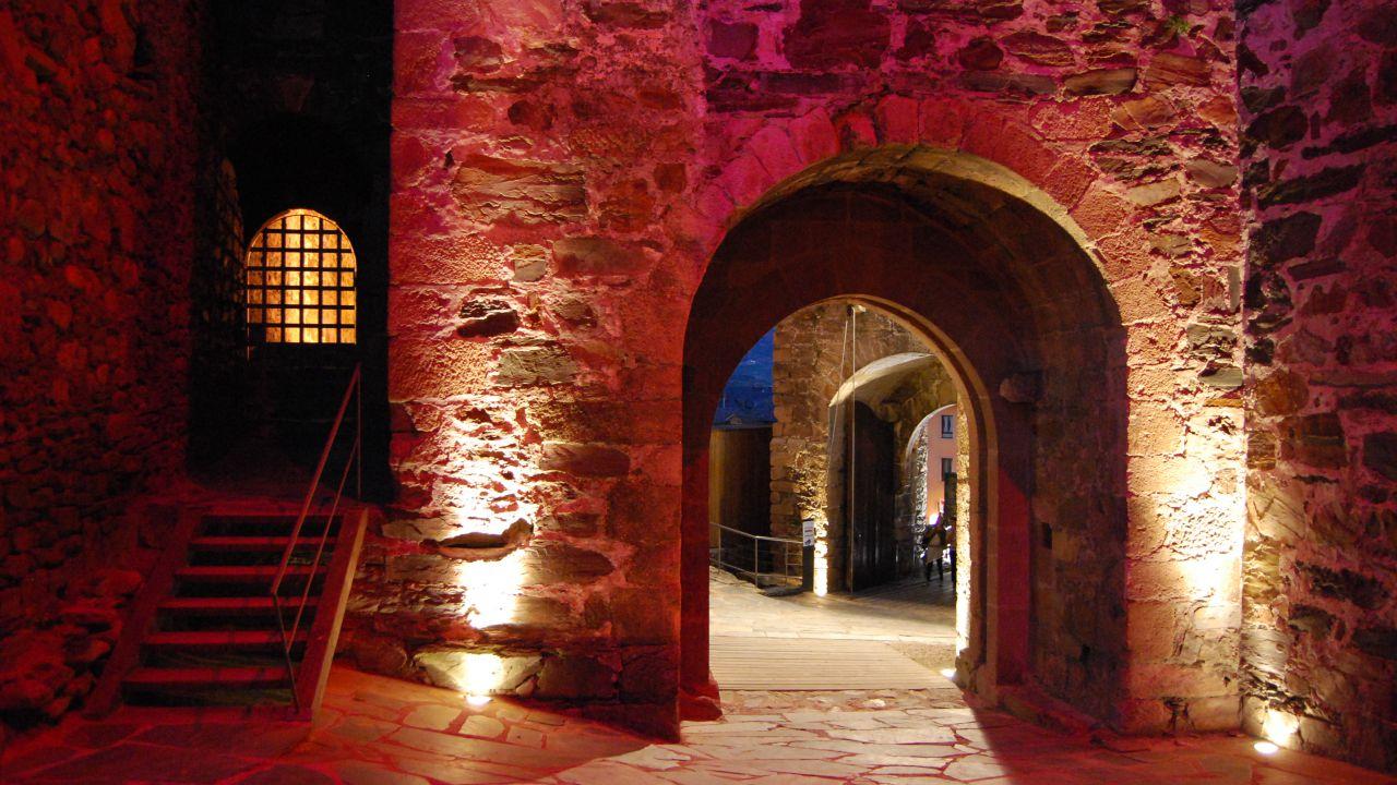 """Visitas Nocturnas Teatralizadas """"La Leyenda del Castillo"""""""